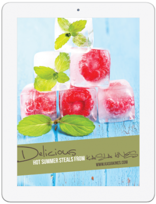 Delicious Hot Summer Steals   Kasia Kines