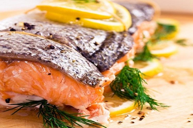 Baked Salmon | Kasia Kines - Fundamental Nutritionist