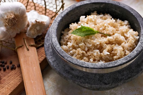 Brown Rice with Cumin | Kasia Kines - Functional Nutrition