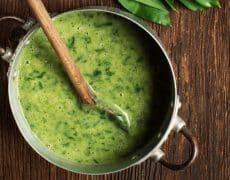 Potato Parsley Soup