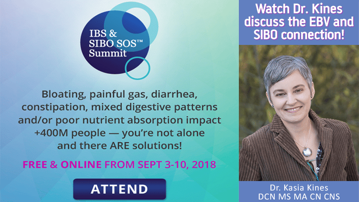 Watch Dr. Kines on the IBS & SIBO SOS Summit