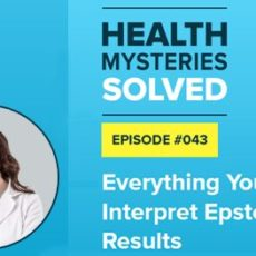 Dr. Kasia Kines on Inna Topiler's Health Mysteries Solved Podcast